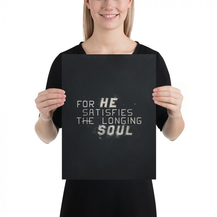 satisfies the soul