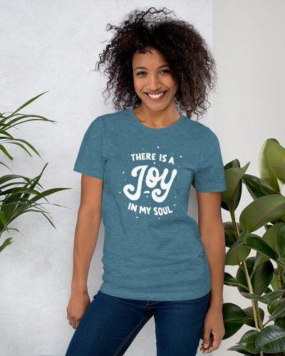 joy in my soul tee